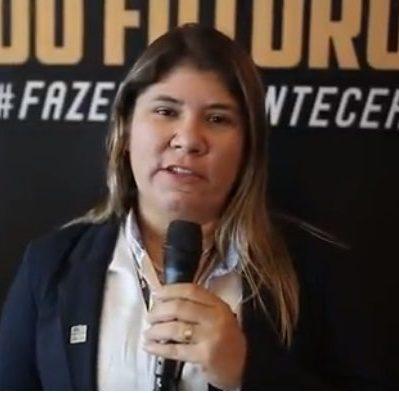 Prefeita Janailza Taveira Leite